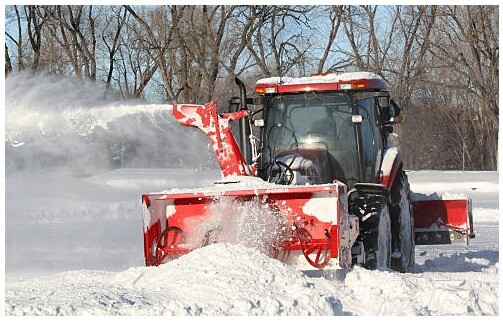 Best Riding Tractor Snow Blower Combination