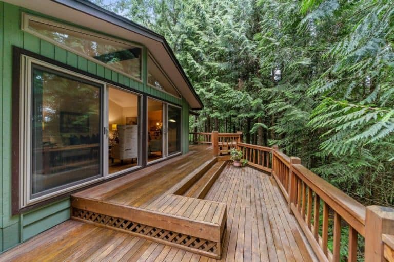 What Happens If It Rains on A Freshly Stained Deck?